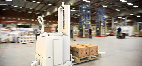 Automated Guided Vehicles - Why convert forklifts